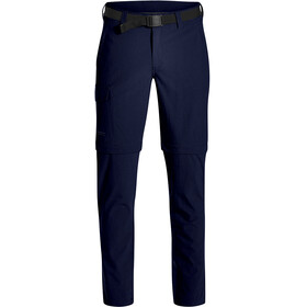 Maier Sports Torid Slim Pantaloni con zip Uomo, night sky